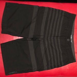 Men's O'Neill shorts, GUC no flaws size 38